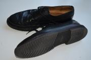 Schuhe 50er schwarz