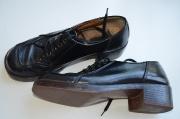 Schuhe 70er Jahre