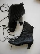 Stiefeletten Jahrhundertwende Schuhe