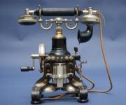 Telefonapparat Ericsson Stockholm Modell 1892