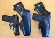 Imitationswaffen Pistole P228 mit Holster