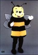 Maskottchen Biene