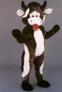 Maskottchen Kuh