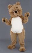 Maskottchen Teddybär