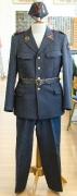 Feuerwehr Uniform 60er Jahre