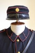 Eidgenössischer Grenzwächter 1903 Mütze
