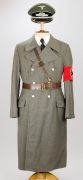 Drittes Reich Offiziers Mantel