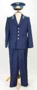 Galauniform Hauptmann der Luftwaffe UdSSR 1969-91