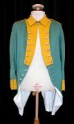 Rococo grün-gelb (z.B. Bistum St. Gallen)