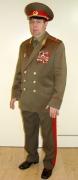 Russischer Offizier
