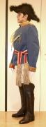 Uniform um 1900