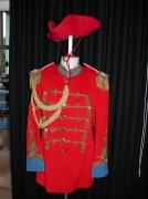 Uniformrock mit Dreispitz