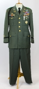 US Army Green Dress Colonel Class A