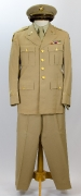US Navy Sommer Uniform Major 2. Weltkrieg