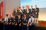 Crossair Piloten und Swissair Hostessen