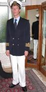 Kapitän Zivilschifffahrt