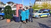 Verkehrsdienst Polizei Basel