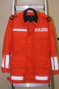 Polizeilumber orange