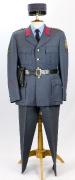 Polizist Zürich 50er Jahre