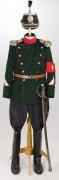 Kavallerie Feldweibel 1898