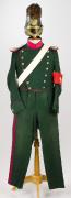 Kavallerist 1. Hälfte 19. Jahrhundert