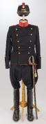 Oberleutnant der Artillerie 1. Weltkrieg