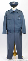 Uniform Basler Polizist