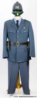Polizei-Baselstadt-Uniform