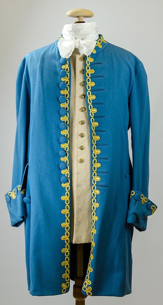 barock kostüm mieten  kostüm kaiser