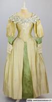 Barock-Damenkleid