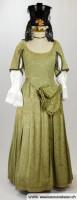 Barock-Kleid