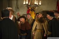 Mittelalterliches Filmset