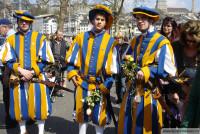 Kostüme fürs Sechseläuten Zürich