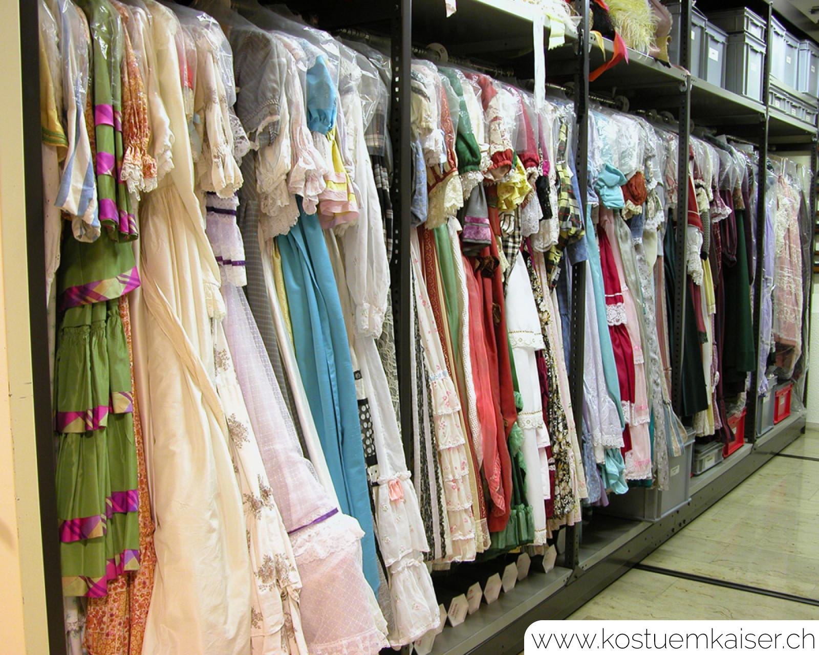 Kostüme ausleihen