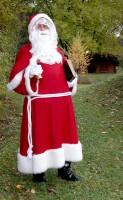 Nikolaus Kostüm zum Mieten