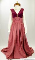 Damenkleid-Mittelalter