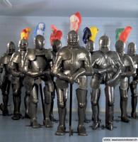 Ritterruestungen-Mittelalter