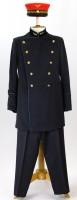 Bahnhofsvorstand_Uniform_ca._1900_-_1940