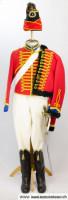 Husaren-Uniform